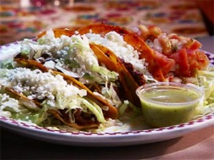 Red Igana's Tacos Don Ramon